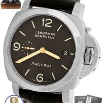 Panerai 2013  PAM 351 Luminor Marina Automatic Brown 44mm...