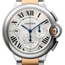 Cartier Ballon Bleu 44mm Золото/Cталь Россия, Mосква