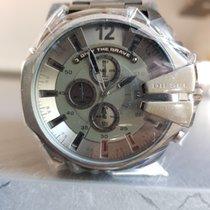 Diesel Chronograph 59mm Quarz 2013 neu Schwarz