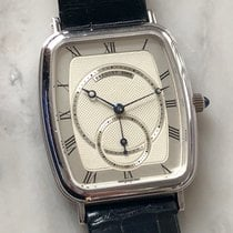Breguet 29mm Manual winding 1990 pre-owned Héritage Silver (solid)