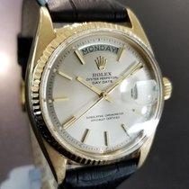 Rolex Vintage Mens 1966 President 1803 Swiss Made 18k Gold...