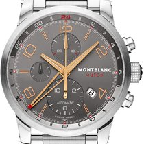 Montblanc Timewalker Steel 43mm Grey Arabic numerals United States of America, California, Moorpark