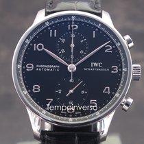 IWC Portugieser Chronograph IW3714 2014 gebraucht
