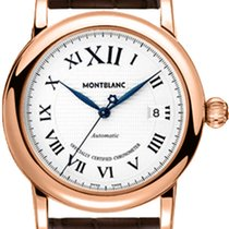 Montblanc Star Rose gold 40mm Champagne Roman numerals United States of America, California, Moorpark