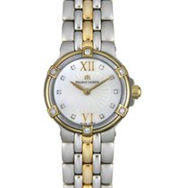 Maurice Lacroix Calypso Gold/Steel 26mm Mother of pearl United States of America, New York, New York