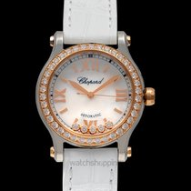 Chopard Happy Sport 30mm Mother of pearl United States of America, California, San Mateo