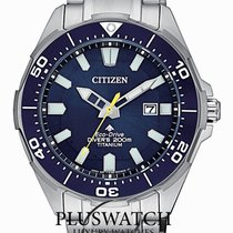 Citizen Titan 43mm Plav-modar