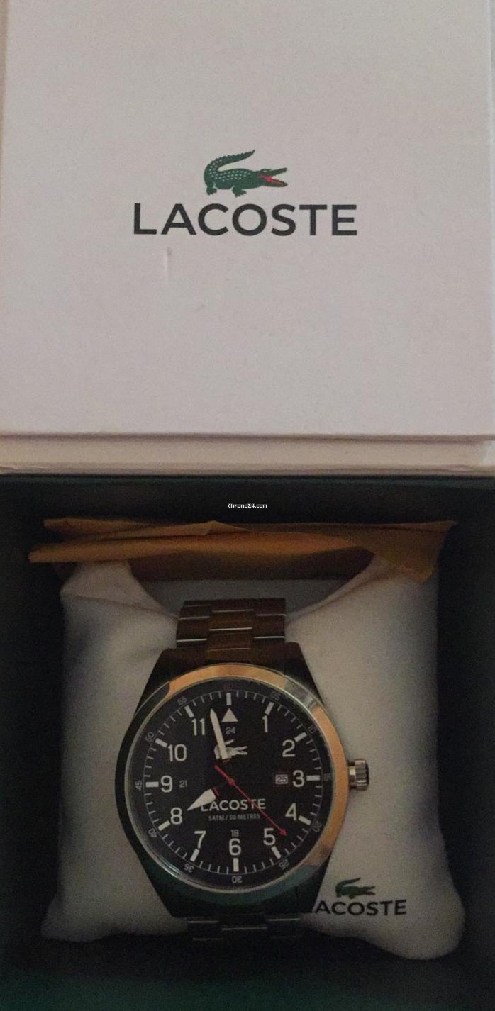ef9e24bbea Lacoste 2010776 for $51 for sale from a Private Seller on Chrono24