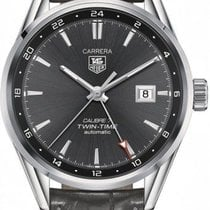 TAG Heuer Carrera Calibre 7 Steel 41mm Grey United States of America, California, Moorpark