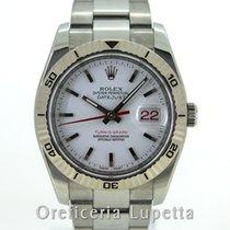 Rolex Datejust Turn-O-Graph Acciaio 36mm Italia, Milano