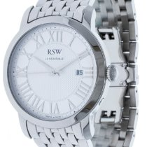 RSW Steel 42mm Automatic Rsw 7343 ss 1 new