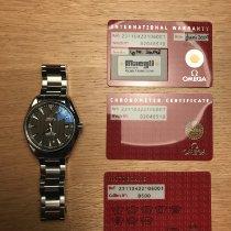 Omega Seamaster Aqua Terra Ocel 41.5mm Šedá Bez čísel