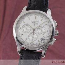 Zenith pre-owned Automatic 38mm Silver