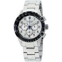 Nautica Steel 43mm Quartz A24006G new United States of America, New York, Brooklyn