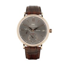 IWC Portofino Hand-Wound Or rose 45mm France, Paris