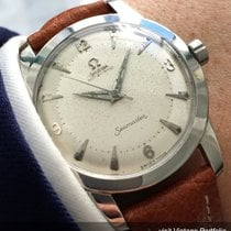 Omega Seamaster PloProf C2577-5 SC VINTAGE HAMMER AUTOMATIC AUTOMATIK DATE DATUM 1952 pre-owned