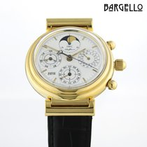 IWC Da Vinci Perpetual Calendar Ouro amarelo 39mm