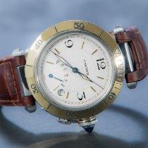 Cartier Pasha W3101255 rabljen
