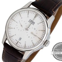Oris Artelier Steel 40.5mm White No numerals United States of America, Pennsylvania, Willow Grove
