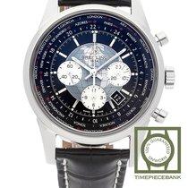 Breitling Transocean Chronograph Unitime AB0510U4/BB62 2020 nouveau