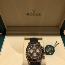 Rolex Rose gold Automatic Black new Daytona