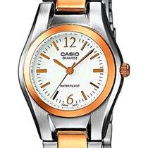 Casio 34.5mm Quartz LTP-1280PSG-7A new