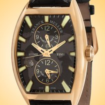 Franck Muller Master Banker Rose gold 56mm United States of America, Illinois, Northfield