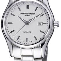 Frederique Constant Classics Index Steel 46mm Silver United States of America, New York, Brooklyn