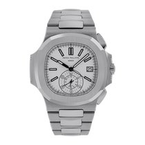 Patek Philippe Nautilus 5980/1A-019 Very good Steel 40.5mm Automatic