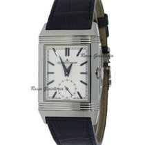 Jaeger-LeCoultre Q3908420 Staal 2019 Reverso Duoface 43mm nieuw