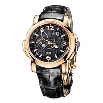 Ulysse Nardin 326-60/62 GMT +/- Perpetual 42mm Automatic in...