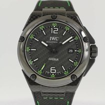 IWC Ingenieur Automatic Carbon Performance - NEW -  with B+P