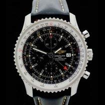 Breitling Navitimer World Automatik Chronometer Ref. A24322 -...