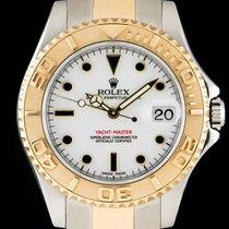 Rolex Yacht-Master Mid-Size Steel & Gold 168623