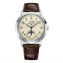 パテック フィリップグランド コンプリケーション ・新品/未使用・時計 (説明書付き、化粧箱入り)・40 mm・ホワイトゴールド