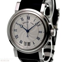 Breguet Marine Big Date Automatic Ref-5817ST125V8 Stainless...