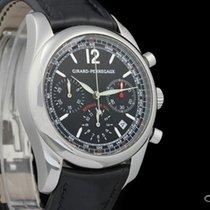 Girard Perregaux Chronograph 40mm Automatik gebraucht Schwarz