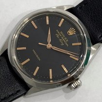 Rolex Vintage Air-King with Pink Gold Arabic Numerals, Ref: 5500