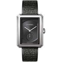 Chanel Steel 37mm Manual winding H5201 new