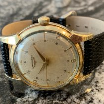 Longines 34mm Manual winding 1953 pre-owned