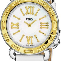 Fendi Steel Quartz F8001345H0.PS04 new