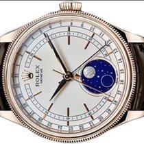 Rolex Cellini Moonphase Rózsaarany 39mm