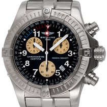 Breitling Avenger Titanium 44mm Black United States of America, Texas, Austin