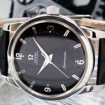 Omega Seamaster Acier 33mm Noir