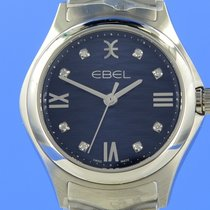 Ebel Wave new 2020 Quartz Watch with original box and original papers 1216414