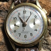 Chronographe Suisse Cie 36mm Handopwind tweedehands
