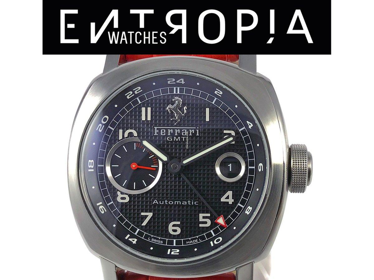 a2a34b37d0d7 Relojes Ferrari - Los precios de relojes Ferrari en Chrono24
