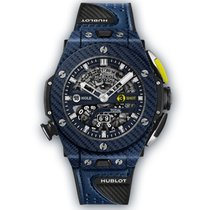 Hublot Big Bang Unico Carbon 45mm Blue United States of America, New York, New York