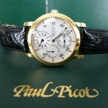 Paul Picot Yellow gold 37mmmm Automatic Firshire pre-owned United States of America, California, South Pasadena
