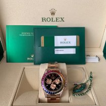 Rolex 116595RBOW Rose gold 2018 Daytona 40mm new